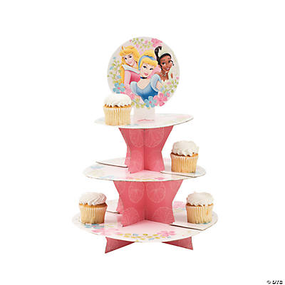 Disney's Fanciful Princess Tiered Cupcake Stand