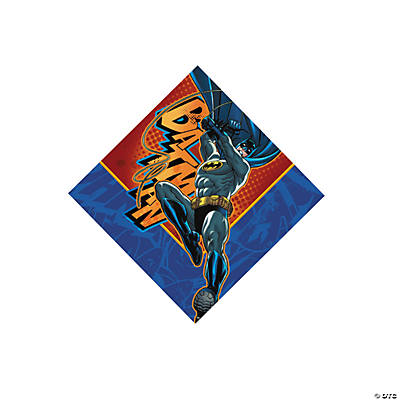 Batman™ Heroes Beverage Napkins