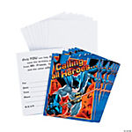 Batman™ Heroes Invitations
