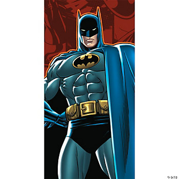 Batman™ Heroes Table Cover