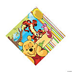 Pooh & Pals Lunch Napkins
