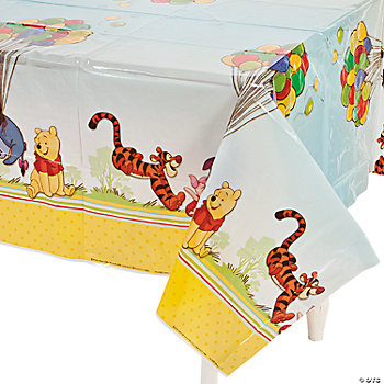 Pooh & Pals Table Cover