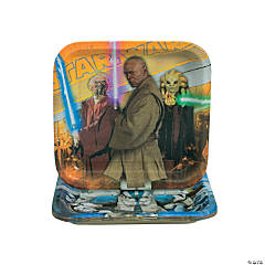 Star Wars™ Generations Dessert Plates