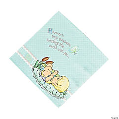 Baby Boy Precious Moments® Baby Shower Lunch Napkins