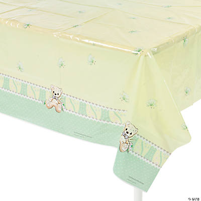 Precious Moments® Baby Shower Tablecloth