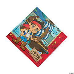 Jake & the Neverland Pirates™ Luncheon Napkins