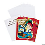 Jake & the Never Land Pirates™ Thank You Cards