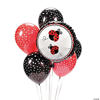Ladybug Fancy Balloon Set