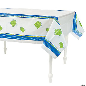 Mr. Turtle Table Cover