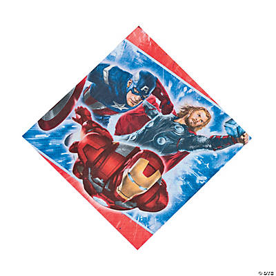 The Avengers™ Lunch Napkins