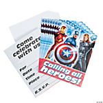 The Avengers™ Party Invitations
