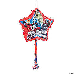 The Avengers™ Pull-String Piñata