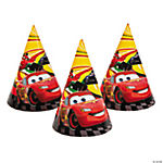 Disney's Cars 2 Cone Hats