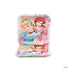 Disney's Fanciful Princess Dessert Plates