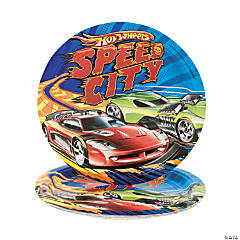 Hot Wheels™ Speed City Dinner Plates