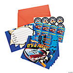 Hot Wheels™ Speed City Invitations