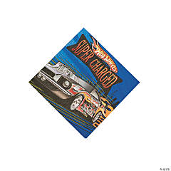 Hot Wheels™ Speed City Beverage Napkins
