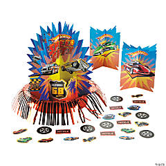 Hot Wheels™ Speed City Table Decorating Kit