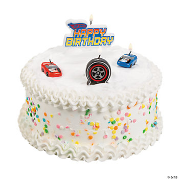 Hot Wheels™ Speed City Mini Candles