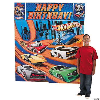 Hot Wheels™ Speed City Scene Setter
