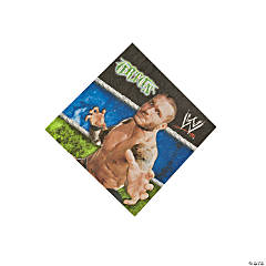 WWE™ Beverage Napkins