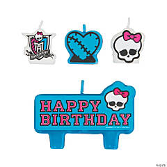 Monster High™ Mini Candles