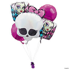 Monster High™ Mylar Balloon Bouquet