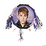 Justin Bieber Pull String Pop-Out Piñata