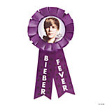 Justin Bieber Award Ribbon