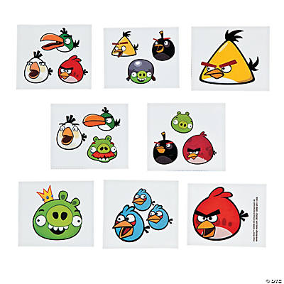 Angry Birds™ Tattoos