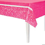 Pink Cowgirl Tablecloth