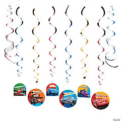 Disney's Cars 2® Hanging Swirls