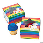 Unicorn Cupcake Boxes