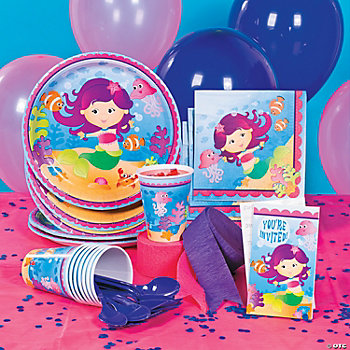 Mermaid Basic Party Pack