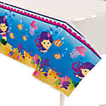 Mermaid Party Table Cover