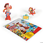 TOY STORY 3 PUNCH OUT TABLE DECOR
