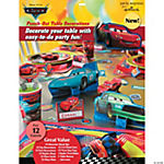 Disney's Cars 2 Punch Out Table Decorations