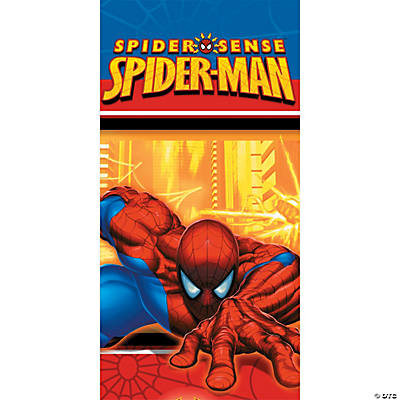 Spider Sense Spider-Man™ Tablecloth