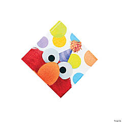 Elmo Party Beverage Napkins