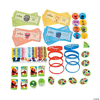 Sesame Street® Filled Favor Pack