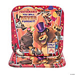 Madagascar 3 Dinner Plates