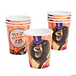 Madagascar 3 Party Cups