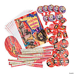Madagascar 3 Filled Favor Pack