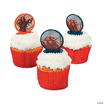 Pirates Of The Caribbean On Stranger Tides Cake Toppers