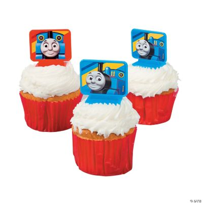 Thomas Tank Engine Cake Decoration Kit : Thomas the Tank Engine & Friends? Cake Toppers - Oriental ...