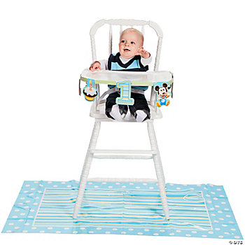 Mickey's 1st Birthday High Chair Decorating Kit