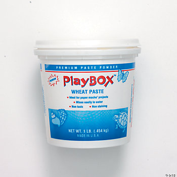 PlayBox™ Wheat Paste. Specifically formulated for arts and crafts, ...