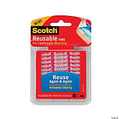 Scotch® Reusable Tabs