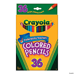 Crayola® Colored Pencils - 36 pcs.