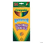 Crayola® Watercolor Pencils - 24 Color
